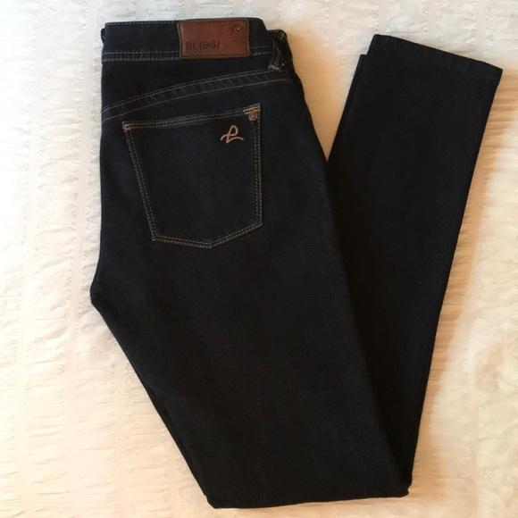 DL1961 Denim - DL1971 Amanda Skinny Jeans